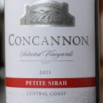 Concannon Selected Vineyards Petite Sirah – Cheap and Tasty