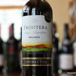 Concha y Toro Frontera Malbec – A Smooth Jam