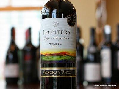 Concha Y Toro Frontera Malbec