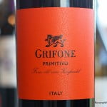 Grifone Primitivo 2012 From Trader Joe's – Super Grape Jam!