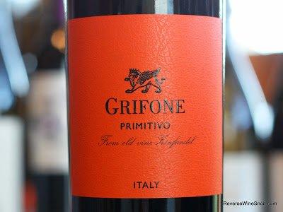 Grifone Primitivo 2012 From Trader Joe S Super Grape Jam