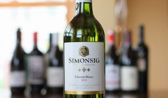 Simonsig Chenin Blanc 2012 – Charming