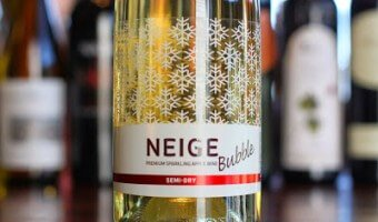 Neige Bubble Sparkling Apple Wine – A Refreshing Change of Pace For Fall