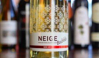 Neige-Bubble-Sparkling-Apple-Wine