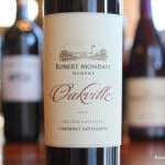 Robert Mondavi Oakville Napa Valley Cabernet Sauvignon 2010 – The Cream of the Crop