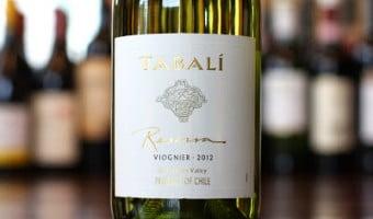 Vina Tabali Reserva Viognier – Tangy, Complex and Delicious