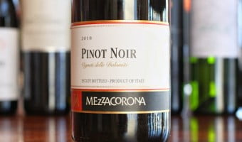 Mezzacorona Pinot Noir – Smooth and Easy