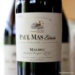 Paul Mas Estate Single Vineyard Collection Malbec – A Throwback