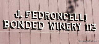 Pedroncelli-Bonded-Winery