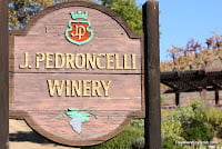 Pedroncelli-Winery