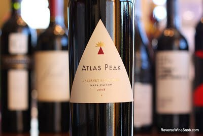 Atlas Peak Napa Valley Cabernet Sauvignon - The Pinnacle of