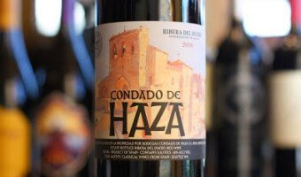 Condado de Haza Crianza – Meat Lovers Delight!
