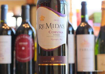 Re Midas Corvina - Fit For A King • Reverse Wine Snob®
