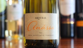Skouras Anassa – A Moschofilero For The Masses