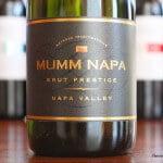 Mumm Napa Brut Prestige – Classic Classy Bubbles