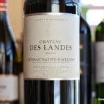 Chateau Des Landes Lussac-Saint-Emilion 2010 – More Marvelous Merlot From Bordeaux