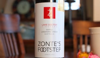 Zonte's Footstep Lake Doctor Shiraz – Just What The Doctor Ordered