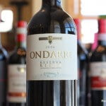 Bodegas Ondarre Reserva 2006 – Rioja Racks Up Another Winner