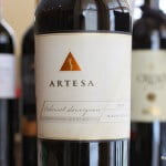 Artesa Artisan Series Napa Valley Cabernet Sauvignon – Rich And Mighty