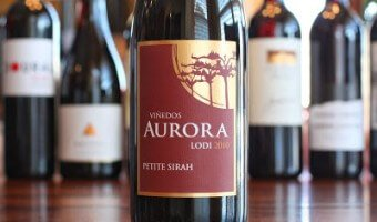 Vinedos Aurora Petite Sirah – Bursting With Flavor