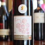 Chateau De Clapier Calligrappe Red – Lovely!