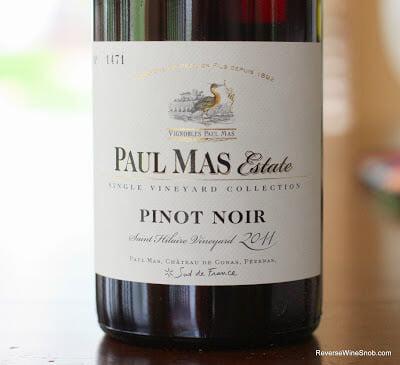 2011-Paul-Mas-Estate-Pinot-Noir
