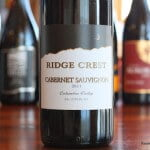 Ridge Crest Cabernet Sauvignon 2011 – Delicious And Fun To Drink!