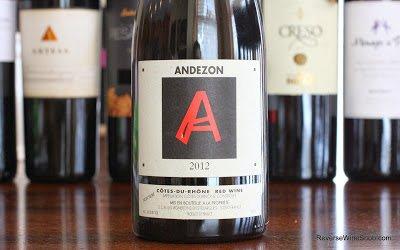 2012-Andezon-Cotes-du-Rhone-Red