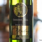 Swedish Hill Dry Riesling 2012 – World Class Riesling From New York?