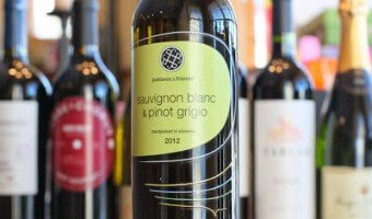 puklavec & friends Sauvignon Blanc & Pinot Grigio 2012 – Highly Quaffable