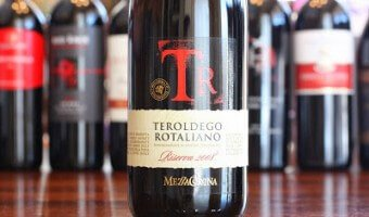 Mezzacorona Teroldego Rotaliano Riserva 2008 – Find It and Drink It