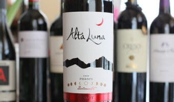 Cavit Alta Luna Phases Red 2009 – Over The Moon