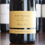Gary Farrell Russian River Selection Pinot Noir 2011 – Like Liquid Velvet
