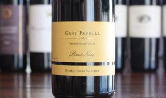 Gary Farrell Russian River Selection Pinot Noir – Like Liquid Velvet
