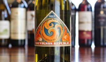 Sauvignon Republic Cellars Sauvignon Blanc – Trader Joe's Top Picks Wine #11