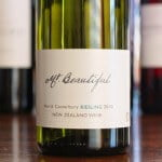 Mt. Beautiful North Canterbury Riesling 2010 – True To Its Name
