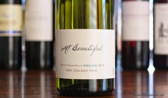 Mt. Beautiful North Canterbury Riesling – True To Its Name
