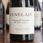 Ancient Peaks Winery Margarita Vineyard Renegade 2011 – An Unusual Blend That Tastes Unusually Good
