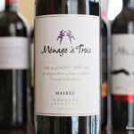 Menage a Trois Malbec 2012 – Simply Tasty