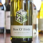 Box O' Birds Sauvignon Blanc 2013 – Pure New Zealand