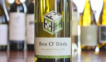 Box O' Birds Sauvignon Blanc – Pure New Zealand