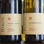 Byron Santa Barbara County Chardonnay and Pinot Noir – Easy