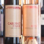 Virginia Is For Wine Lovers? Stinson Vineyards Cabernet Franc and Monticello Rosé