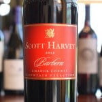 Scott Harvey Amador County Mountain Selection Barbera 2012 – Amore!
