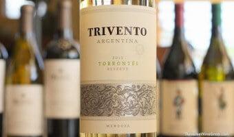 Trivento Reserve Torrontés – Terrific Torrontés
