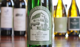 Karp-Schreiber Alte Reben Riesling Spatlese Feinherb – Long Name, Very Tasty Wine