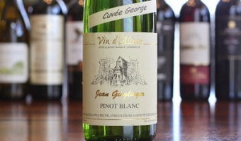 Domaine Jean Ginglinger Pinot Blanc Cuvée George – Elegant Alsace