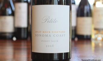 Petito Split Rock Vineyard Pinot Noir – Splendid