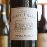 Chateau Saint Julian Bordeaux Superieur 2010 – Bordeaux For The Rest Of Us