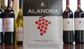 The Best Box Wines – Esporao Alandra Red